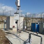 Installazione torcia biogas presso discarica di Tricarico (MT)