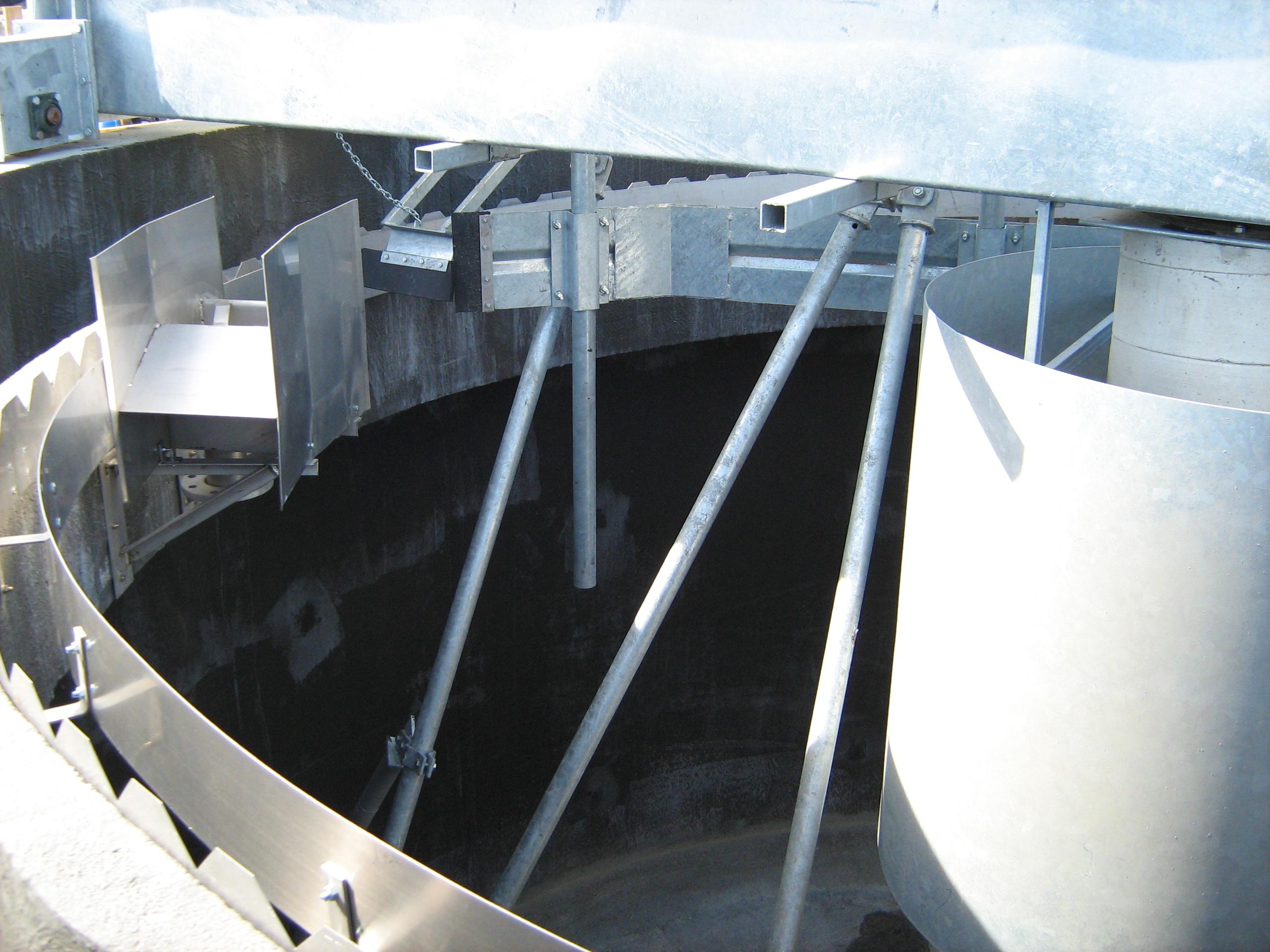 Impianto di depurazione Marinagri – Policoro (MT)