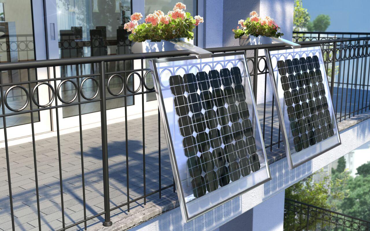 Pannelli Solari Termici Da Balcone eta tecnologie